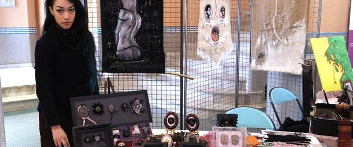 Exposition au Forum des Métiers d'art 2018