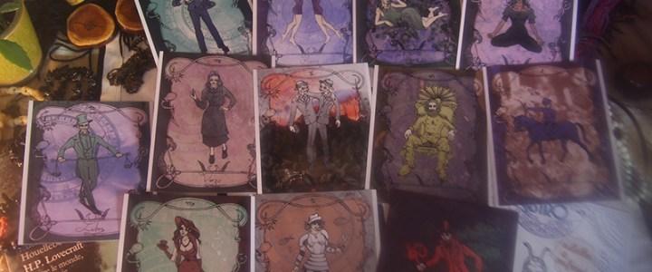 Cartes postales Astrologie