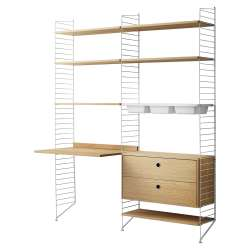 Small Of Flexible Shelving Systems