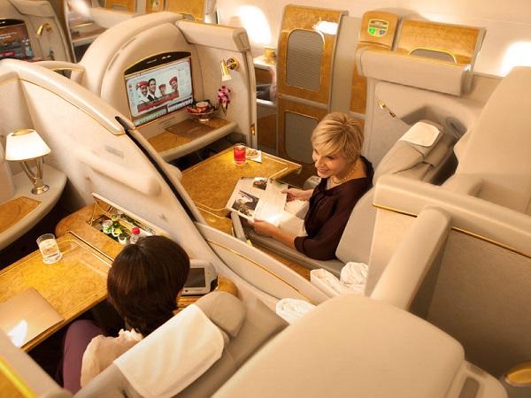 emirates Private Suites_media player
