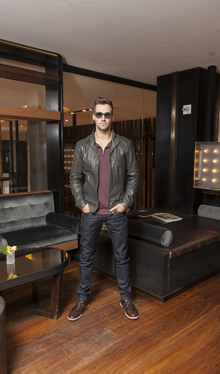 James Maslow photographed exclusively for HOMBRE Magazine by Paul Tirado 7