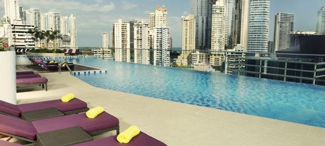 Hard Rock Panama Megapolis for HOMBRE Magazine 17pool