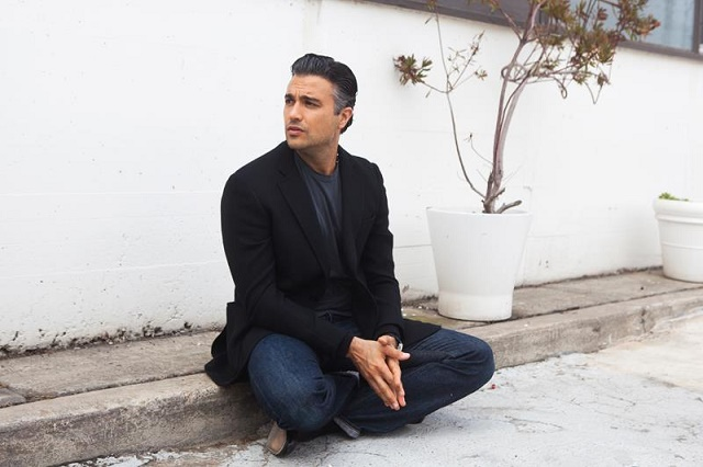jaime Camil photographed exclusively for HOMBRE Magazine by John Hong 2