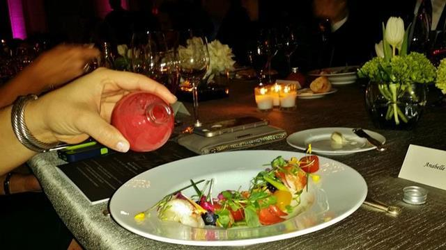 South Beach Wine & Food Festival's Tribute Dinner, at the Loews Miami Beach Hotel - for HOMBRE Magazine 7