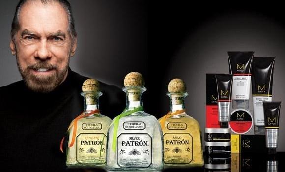 John-Paul-DeJoria-Patron-Tequila1-Founder John Paul DeJoria - Patron Tequila - HOMBRE Magazine - Paul Mitchell - Aubio