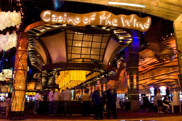 mohegan sun casino of the wind