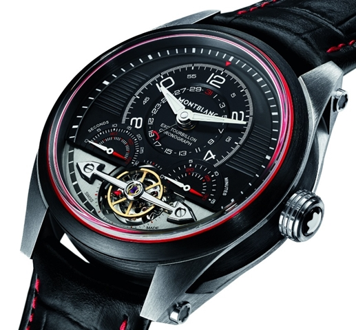 HOMBRE Magazine Father's Day Gift Guide LUX 29Montblanc-TimeWalker-ExoTourbillon-Minute-Chronograph-Limited-Edition-100-Watch-2 (Copy)