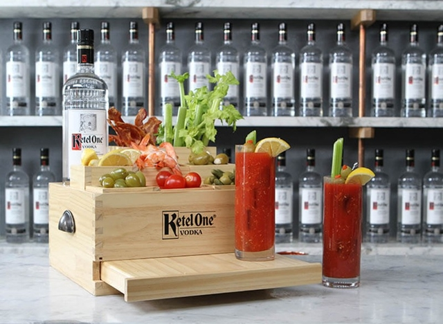Ketel One Vodka Classic Bloody Mary (Copy)
