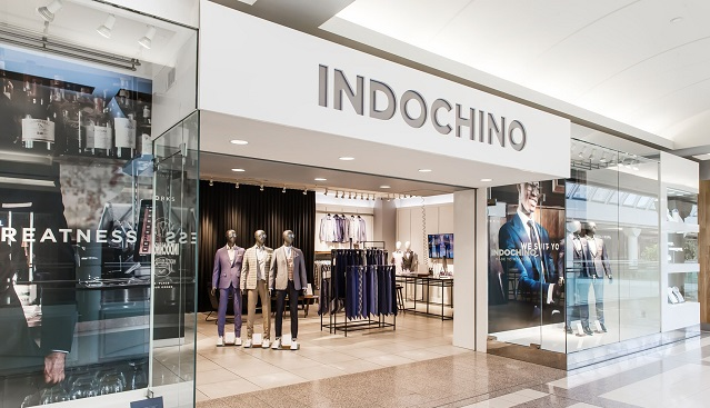 indochino Metrotown Showroom 1