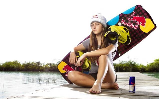 Larisa Morales poses for a portrait during a training session in Bacalar, Mexico on January 5th 2013  // Mauricio Ramos/Red Bull Content Pool // P-20130115-00091 // Usage for editorial use only // Please go to www.redbullcontentpool.com for further information. //