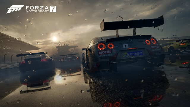 Forza 7 Other Side Of The Storm