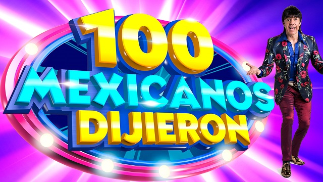 Univision 100 mexicanos