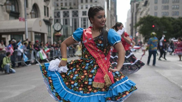 Hispanic day parade1