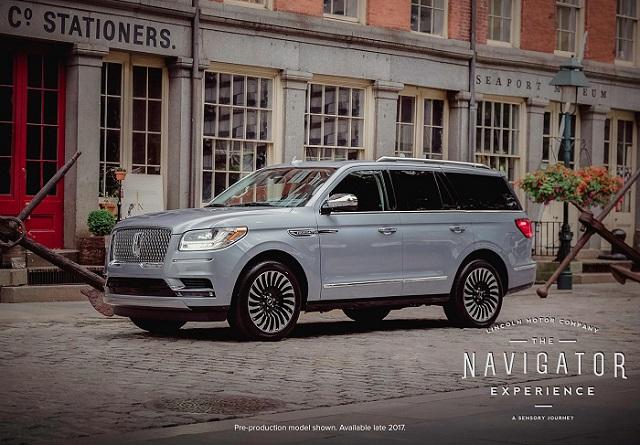 Lincoln Navigator 1