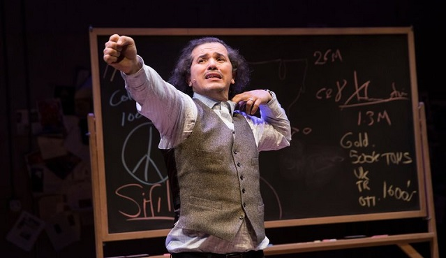 John Leguizamo stars in 'Latin History for Morons'