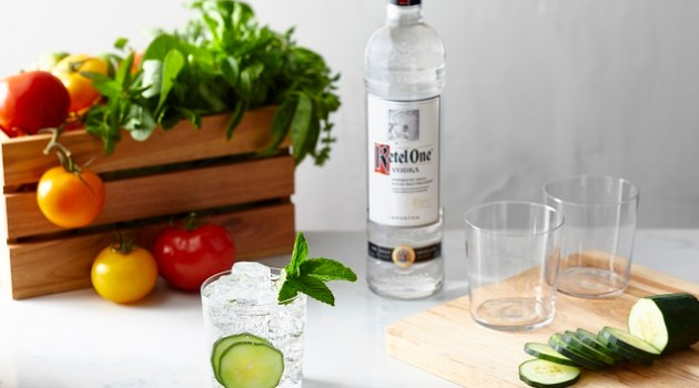 ketel one Cucumber Mint 1