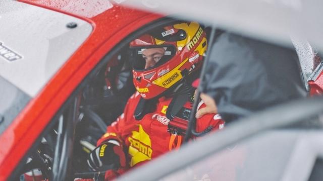 Henrique Cisneros MOMO Motorsports Pirelli World Challenge for HOMBRE Magazine 1 102 (1 of 1) (Copy)