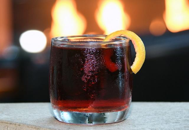 borgata Gin Negroni