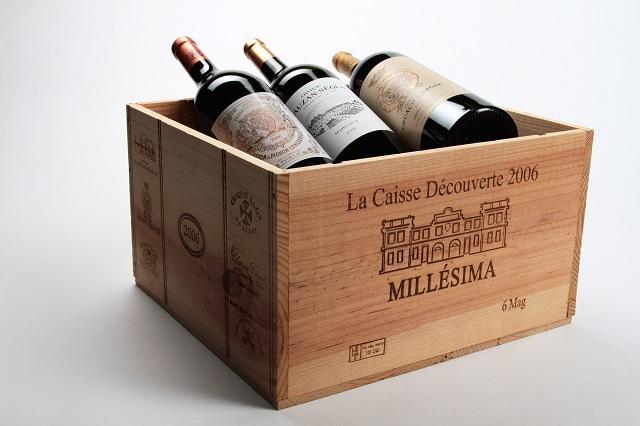 Millesima Caisse Decouverte Bordeaux 1