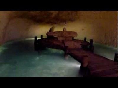 La Iglesia de la Virgen de Guadalupe y su cenote secreto