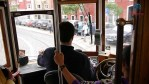 Tranvía 28 de Lisboa, sin decir palabra
