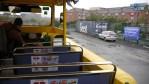 Viaje en camión navegando por las aguas de Dublín