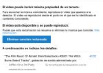 Creadores en Youtube: ahora Youtube permite borrar las canciones reclamadas