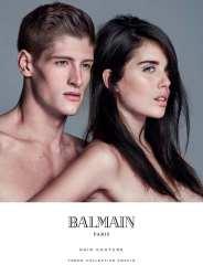 Balmain Hair Couture 1 Balmain Hair Couture: las propuestas de peinado de la firma francesa