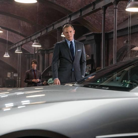 Daniel Craig, un James Bond que viste de Tom Ford (5)