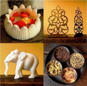 индийский декор предметы декора