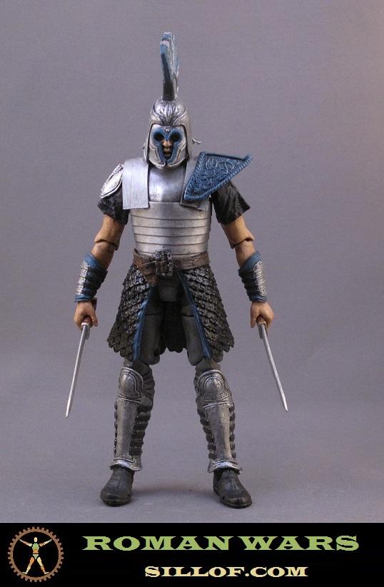 Roman-captain