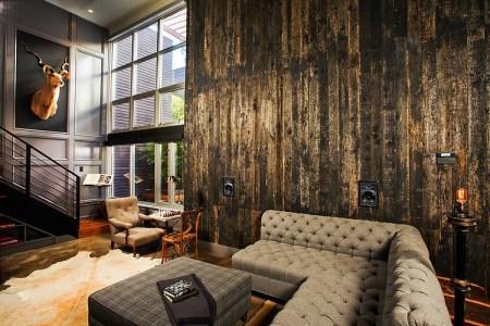 001 eclectic interior design