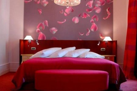 home and decoration » arce » the most romantic bedroom