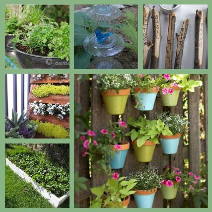 6 fresh garden ideas for spring home and garden for Fresh air garden designs