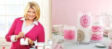 Martha Stewart Decorative Paint Line Projects