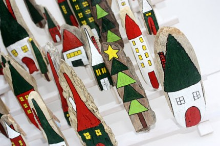 Driftwood Advent Calendar