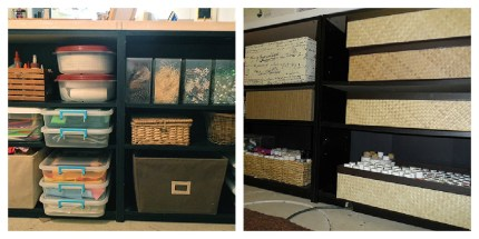 Organizing the Craft Room