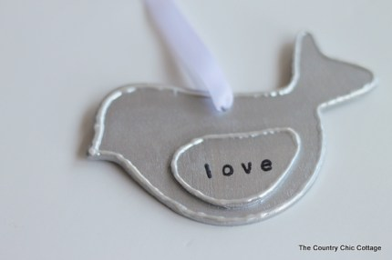 Love Bird Ornament