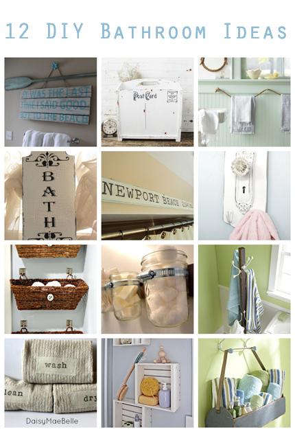 Home and garden bathroom ideas
