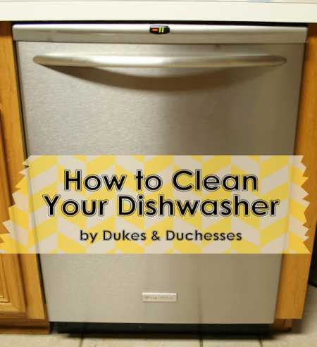 dishwasher-clean