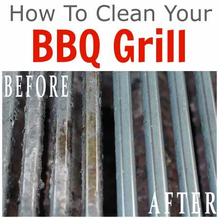 cleaningBBQ