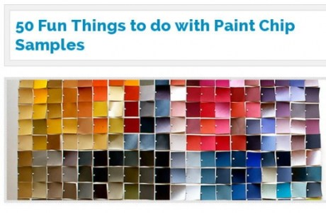 paint-chip-projects