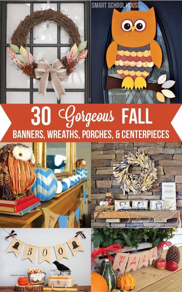 30 Gorgeous Fall D Cor Ideas Home And Garden