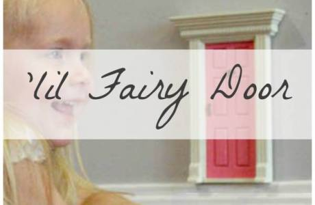 The Perfect Way to Invite Little Fairies Into Your Home