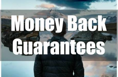 "Money Back Guarantees: Are they really ""GUARANTEED""?"