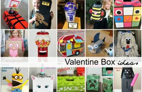 Valentine Box Ideas That Are Actually Doable