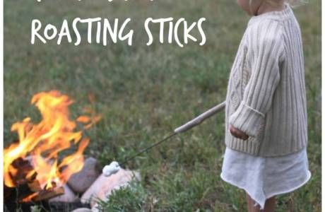 Make Your Own Marshmallow Roasting Sticks