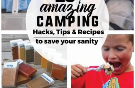 Tips to Make Your Next Camping Trip a Little Easier