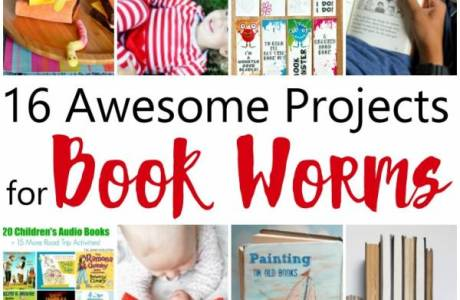 16 DIY Projects Book Lovers Can't Resist