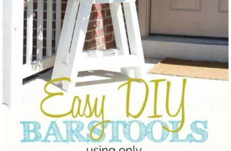 Easy DIY Project Using 2×4's